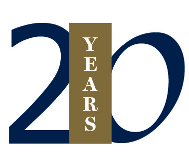We are 20 years old!