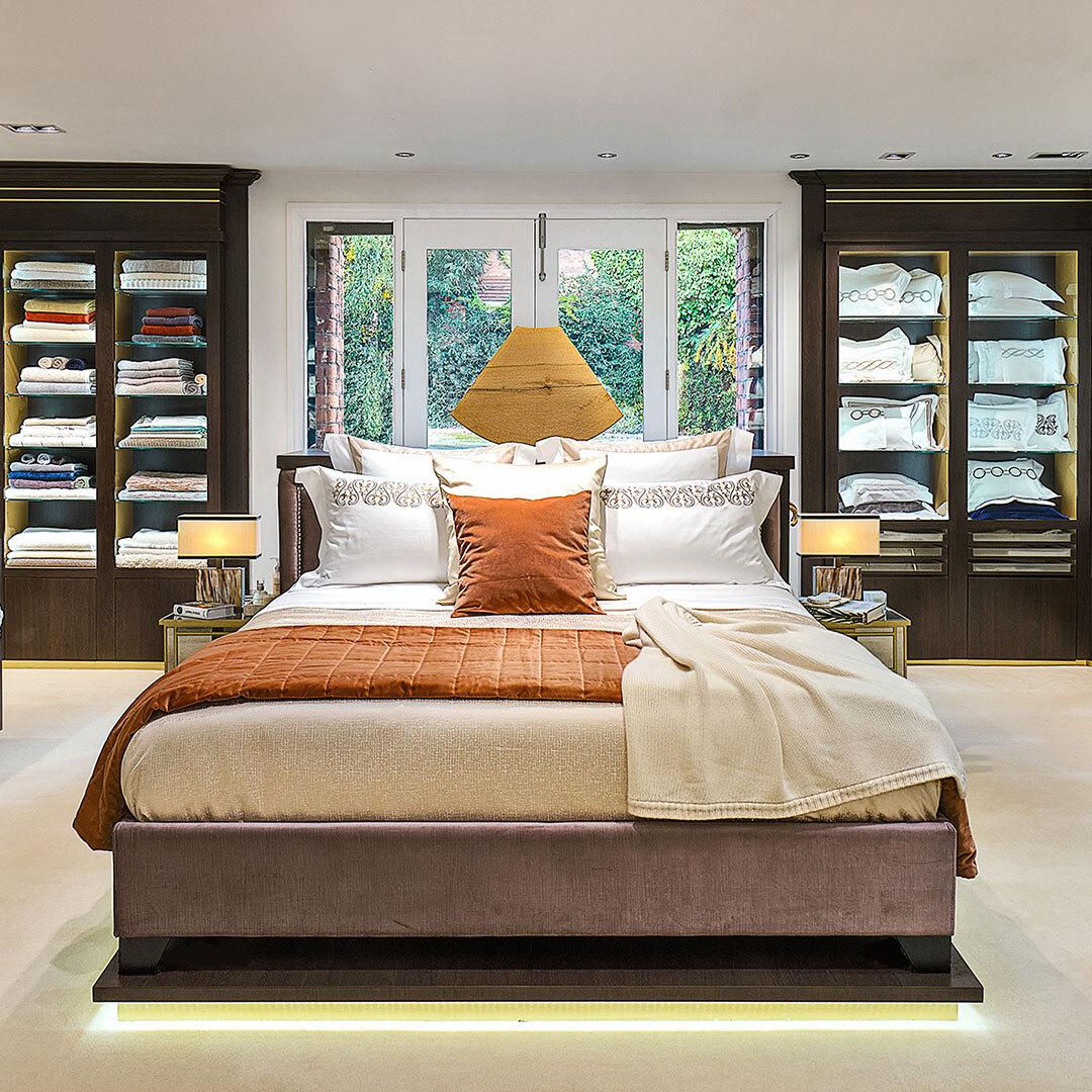 Glancy Fawcett Linen Showroom